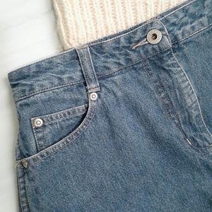 Reflect Jeans Skirts - 2/$30 ❤ Vintage Denim Mom Skirt